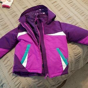 Wonder Kids 3 in 1 winter coat